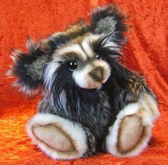 Meeko the Raccoon Bear REDUCED by Bears of Bath