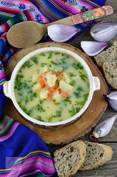 Năcreală cu chisleag - CAIETUL CU RETETE Romanian Food, Cheeseburger Chowder, Supe, Cooking, Kitchen, Brewing, Cuisine, Cook