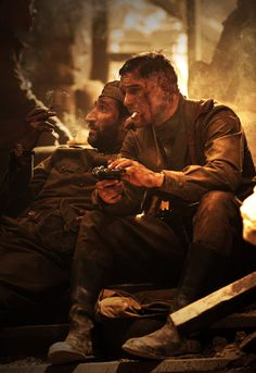 Tom Hardy from Child 44 - for Yuri Ivanov