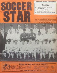 Soccer Star , December 16, 1966.