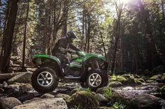 New 2016 Kawasaki Brute Force® 750 4x4i EPS ATVs For Sale in North Carolina.