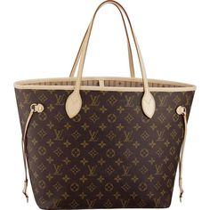 Louis Vuitton Store M40156 Neverfull MM  Hopefully one day I'll own one.