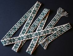 Stop taunting me with your beauty! I want an inkle loom bad enough as it is...