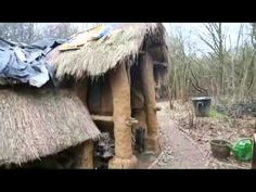 Hermit who lives in a clay house in the middle of the woods is ordered to leave his home | Home Design, Garden & Architecture Blog Magazine