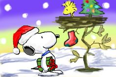 Enjoy your favorite cartoon - Snoopy freaking out to plan for Christmas celebration, decoration, gifts, party and other things. You can sele...