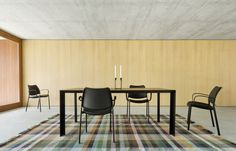STUA Design chairs and tables for dining rooms