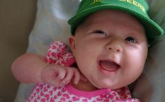 The Power of a Baby's Smile