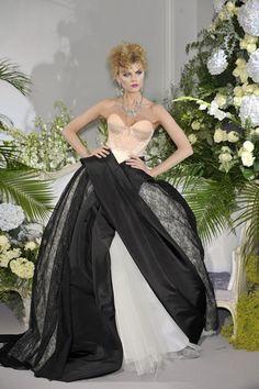 Christian Dior - Couture fall 2009 - John Galliano