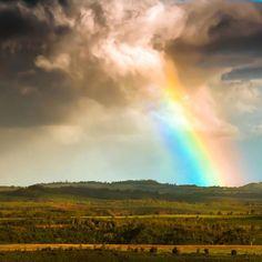 Rainbow in Kauai
