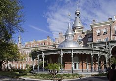 Historic Tampa Bay Hotel...now University of Tampa