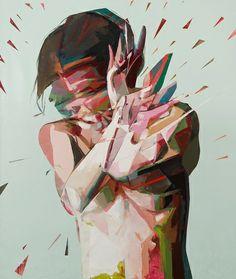 Simon BirchScrewfizzer, 2013Oil on canvas190 x 160 cm; (74 3/4 x 63 in.)