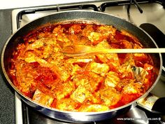 Fish Curry with Chillies - Delicious and exotic....just like the place itself…