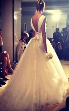 Weddings-Bride-Tulle
