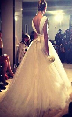 Weddings-Bride-Tulle
