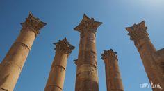 Jerash - Temple of Artemis