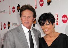 """107899850-bruce-jenner-and-kris-jenner-attend-the-comcast  Possible trigger**  """"To choose to live authentically at the very high risk of shame & bullying is one of the bravest things someone can do. I applaud all those who fight for their identity and place in this world, in this short life. Hating is the lazy, ignorant & non compassionate route."""" - Meg Ferrell"""