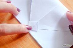 Zelf een envelop vouwen - wikiHow