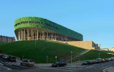 Bilbao Arena y Polideportivo - ACXT