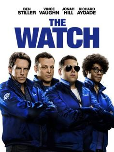 'The Watch' lands on DVD and Blu-ray on Tuesday, November Cast: the watch DVD blu-ray Ben Stiller Vince Vaughn Jonah Hill Advertisement Ben Stiller, Vince Vaughn, Jonah Hill and Richard Ayoade Comedy Movies, Hd Movies, Movies To Watch, Movies Online, Movies And Tv Shows, Movie Tv, Movies Free, Amazon Movies, Movies