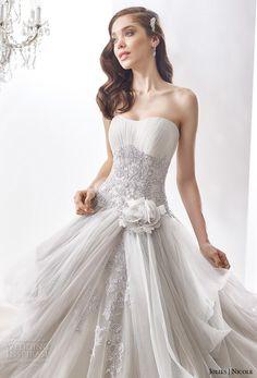 Nicole Jolies 2016 Wedding Dresses