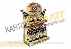 Masaüstü karton stand, tezgahüstü karton stand, kasaönü karton stand www.kartonstandart.com (ID#676746): satış, İstanbul'daki fiyat