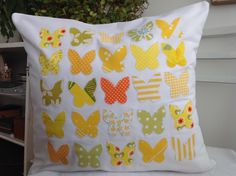 keväinen tyyny Kaarlolle