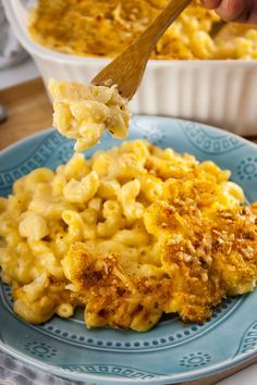 Skinny, Healthy Macaroni and Cheese Recipe... well I mean, as healthy as you're going to get with macaroni and cheese