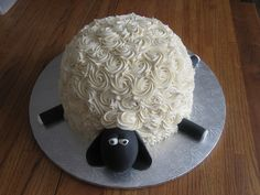 sheep cake | Sheep Cake | Flickr - Photo Sharing!