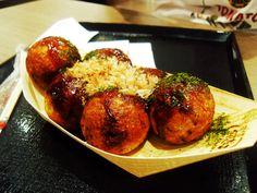 Takoyaki in #Tokyo #Japan