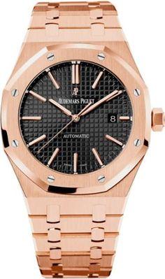 Audemars Piguet Royal Oak Rose Gold SelfWinding Watch