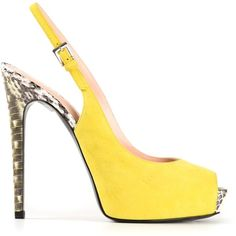 BARBARA BUI high heel pumps