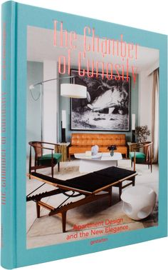 The Chamber of CuriosityStyle&Architecture.     Apartment Design and the New EleganceToday's glamorous chambers of curiosity are to apartment design what the dandy is to fashion.Editors:Robert Klanten, Sofia Borges, Sven EhmannRelease Date:March 2014Format:24×30cmFeatures:256 pages, full color, hardcoverLanguage:EnglishISBN:978-3-89955-517-2