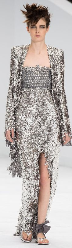 Chanel Couture F/W 2014-2015