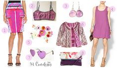 Color of the year: radiant orchid!  Busy? Visit my blog for busy people at www.53countesses.blogspot.com