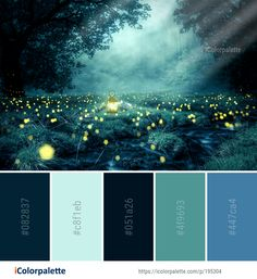 Color Palette ideas from 1137 Sunlight Images Black Color Palette, Colour Pallette, Colour Schemes, Color Combos, Raven Color, Forest Color, Paint Color Palettes, Mermaid Coloring, Color Harmony