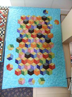 Children's Quilt Patterns - Patchwork Goodies pattern