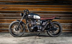 Macco Motors Black Baron - the Bike Shed