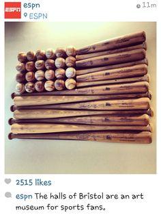 Wooden Bat And Baseball American Flag Sooo Cute For Vintage Sports Nursery