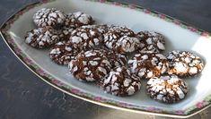 Popraskané sušenky Brownies, Cereal, Breakfast, Food, Cakes, Cake Brownies, Morning Coffee, Mudpie, Cake