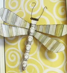 table leg dragonfly