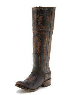 Wrangler Cowboy Boot from Shoe Guide: Boots on Gilt