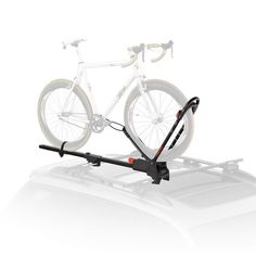 """Each roof bike rack from Bars N Racks guarantee your bike will get where you're going without damage. Plus it is easy to load and unload even when you're on your own. There is also a choice to suit your bike and how you want to transport it. Choose from fork-mounted carriers that include thru-axle options to wheel-mounted or """"frame-hold"""" designed Bike Roof for a quick, precise hold and a more stable ride."""