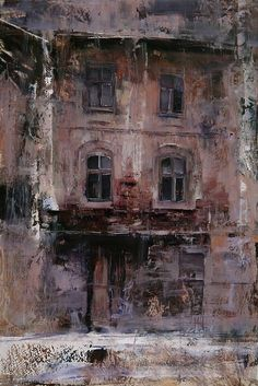 Tibor Nagy - The House- Oil - Painting entry - March 2015 BoldBrush Painting Competition Urban Landscape, Landscape Art, Landscape Paintings, Landscapes, Urbane Kunst, Urban Painting, Painting Competition, Online Painting, Painting Videos