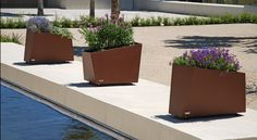 DEGRE9 I JARDINIÈRE - designer Planters from CYRIA ✓ all information ✓ high-resolution images ✓ CADs ✓ catalogues ✓ contact information ✓..