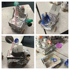 Moon buggies- part of dt day for space topic ks1