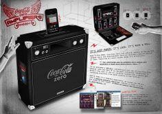 Packaging Creativo: Amplificador Coca Cola on http://www.pausacreativa.es/blog