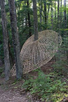 EDGARDO MADANES, I hike this trail all the time, and saw all of these installations, I wish they were still there!