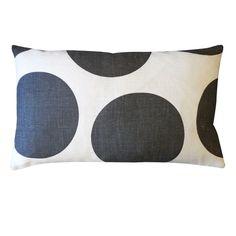 Found it at AllModern - Ball Cotton Lumbar Pillow