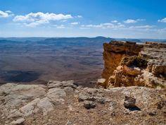 Mitzpe Ramon, Israel - Ramon Crater