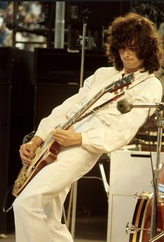http://custard-pie.com  Jimmy Page, Led Zeppelin's God of Guitars turns 70, Born January 9, 1944 in Heston, London, United Kingdom